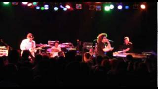 Audible Mainframe performing 'Something Great' Live at the Roxy - Hollywood, CA 2010