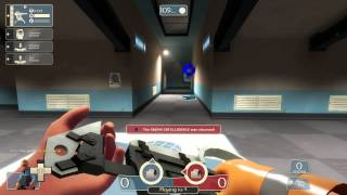 Team Fortress 2 Gameplay - Engineer - 2Fort