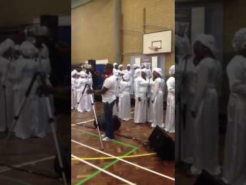 Moses orimolade uth choir hymns