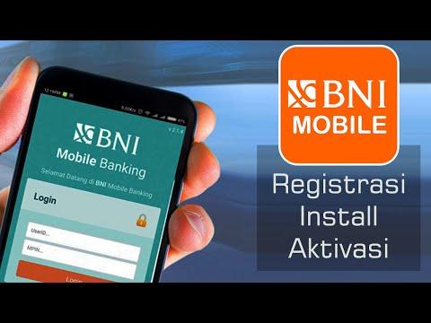 BNI Mobile - Cara Instal, Aktivasi, Anti Gagal | Tutorial Berhasil m-Banking BNI PonselPedia
