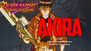 AKIRA (1988) Retrospective / Review