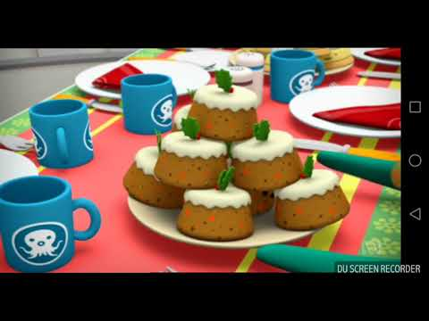 Octonauts and a Very Vegimals Christmas