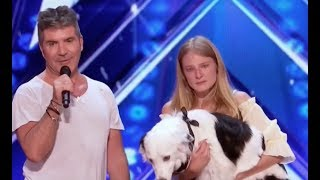Simon Begs Other Judges To Change Votes For Dog Trainer | Week 5 | America's Got Talent 2017