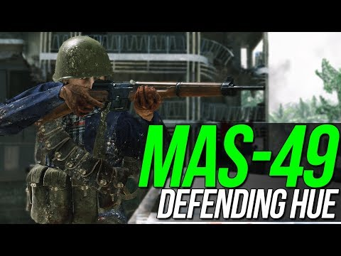 Rising Storm 2: Defending Hue City (MAS-49 Gameplay) - FauxK