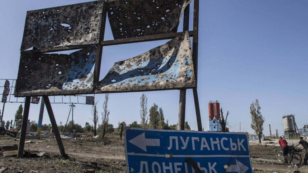Пять сценариев деоккупации Донбасса от СНБО: ждать ли мира в Украине? (пресс-конференция)