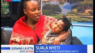 Suala Nyeti: Ugonjwa wa kupooza kwa ubongo