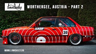 Worthersee 2019, Austria - Part 2. Lowdaily.