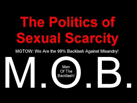 Sex: The Politics of Scarcity and Victimization - MGTOW