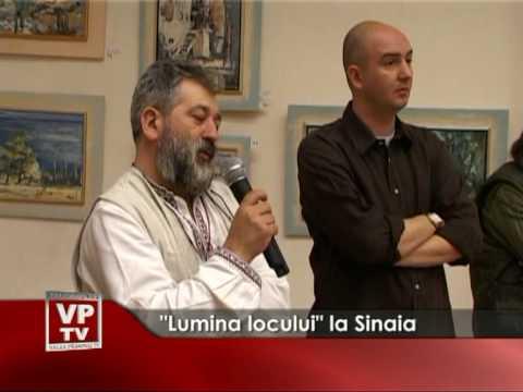 """Lumina locului"" la Sinaia"