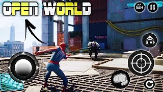 10 Best OPEN WORLD GAMES For Android & iOS 2017/2018    Gamerzed Tv