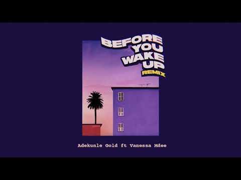 Adekunle Gold Before You Wake Up Feat Vanessa Mdee Remix