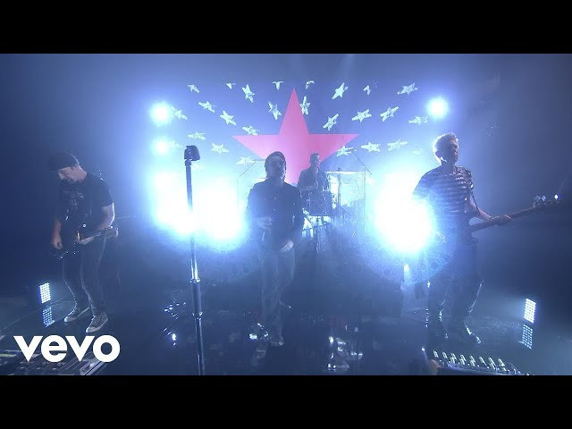 Bullet The Blue Sky (Live) - U2