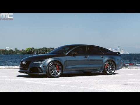 MC Customs | Vellano Wheels Audi RS7