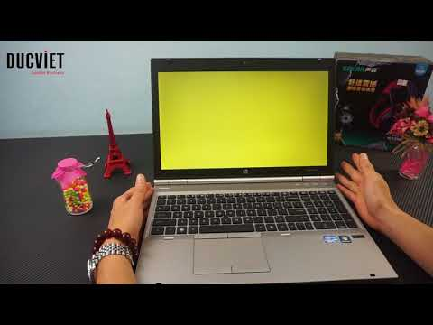 Hướng dẫn test một chiếc laptop cơ bản nhất