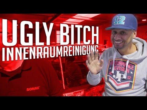 JP Performance - Ugly Bitch   Sonax Innenreinigung