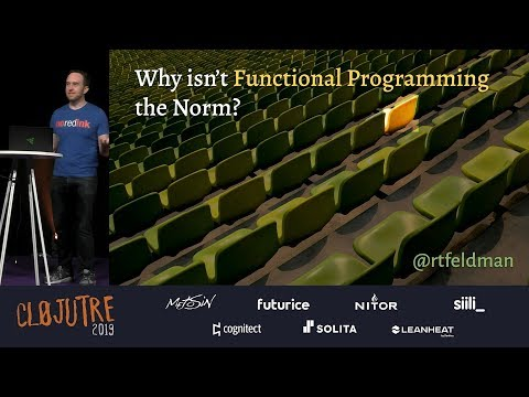 Why Isn&#39t Functional Programming the Norm? – Richard Feldman