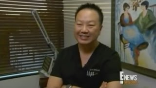 Dr. Gabriel Chiu of BHPSinc on E! News | Beverly Hills