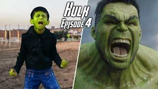 The Hulk Transformation Episode 4 | A Short film VFX Test
