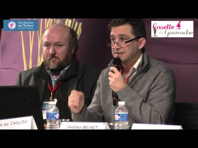 video 13 - Jérôme BRUNET, président de l'Appel des Professionnels de l'Enfance