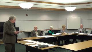 preview picture of video 'Butler County Housing Authority Meeting 3 13 15'