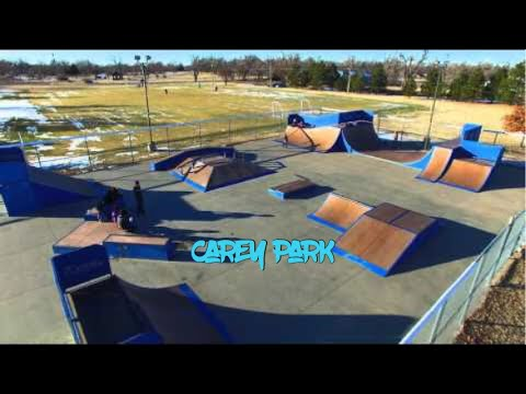 Carey Park Skate Park Scooter Edit 2019