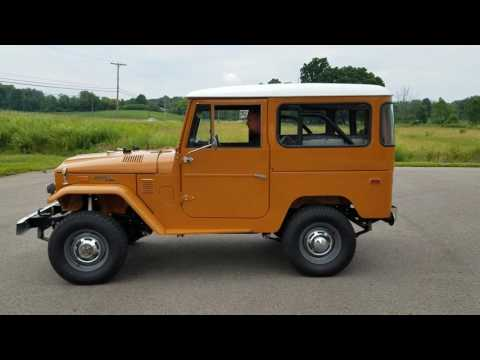 Video of '73 Land Cruiser FJ - LKMK
