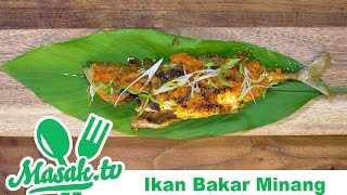 Ikan Bakar Minang