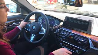 BMW Park Assist Tutorial