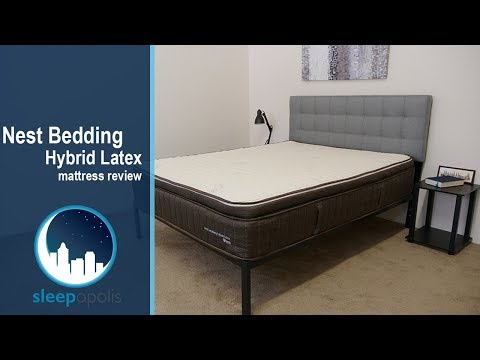 Nest Bedding Hybrid Latex Mattress Review