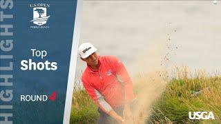 2019 U.S. Open, Round 4: Top Shots