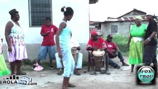 Baile de Punta - Sambo Creek Honduras ( Fox Prod )
