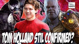 Tom Holland Spider-Man in Venom Movie After Infinity War Ending? How It