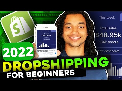 How To Start Dropshipping on Shopify in 2021 (For BEGINNERS)