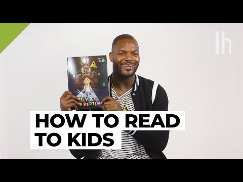 How to Read to Kids, With Martellus Bennett