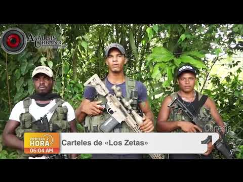 Los carteles Méxicanos han llegado a Colombia