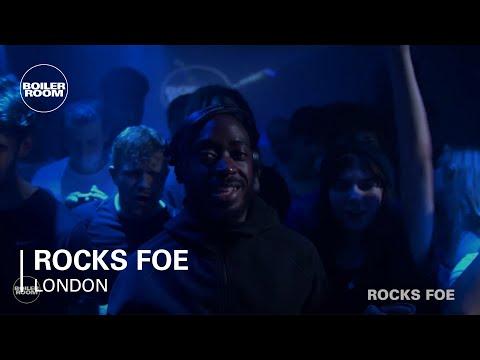 Rocks Foe Boiler Room London DJ Set