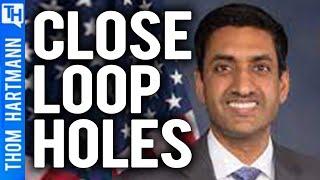 Capitol Gains Loophole Cost US Billions! (w/ Ro Khanna)