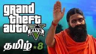 GTA 5 Story #8 Tamil Gaming Live