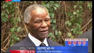 Tume ya Umoja wa mataifa ya Afrika yakutana na Matiangi