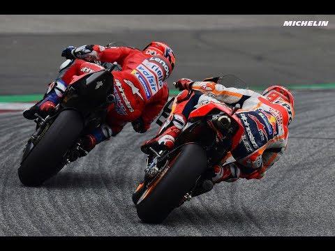 Best Moments - 2019 MotoGP - myWorld Motorrad Grand Prix von Österreich - Michelin Motorsport