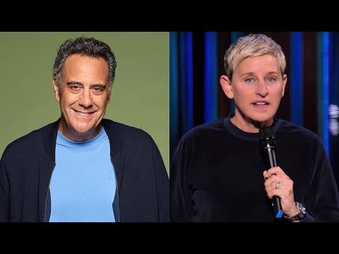 Ellen DeGeneres called out by Brad Garrett over toxic workplace claims: 'Common knowledge'  – US New