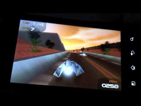 Youtube Video LG Optimus Speed P990 in brown