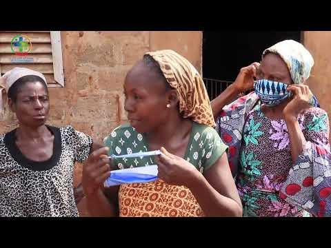 Riposte Covide 19 : Enabel sensibilise des ménages pauvres au respect des gestes barrières