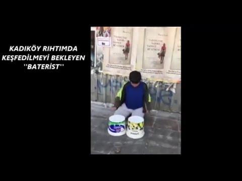 KEŞFEDİLMEYİ BEKLEYEN BATERİST - Sokak Sanatçıları Çocuklar 'dan Efsane Yorum