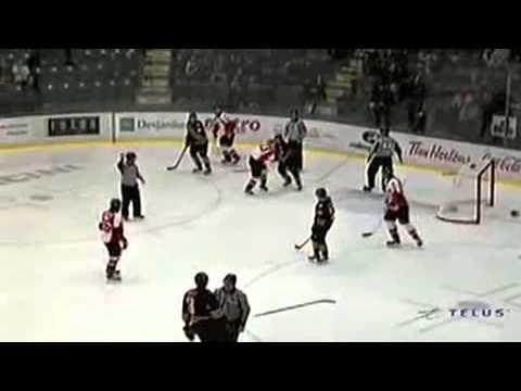 Carl-Antoine Delisle vs. Gabryel Paquin-Boudreau