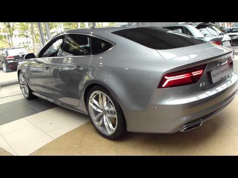 2015 Audi A7 Sportback ''S-Line'' 3.0 TDI Quattro 272 Hp S Tronic Exterior & Interior * Playlist