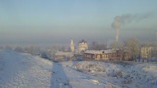 Мороз и солнце... Классическая русская зима (по А.С. Пушкину).