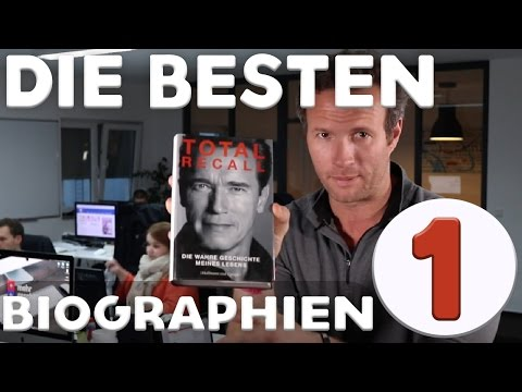 Die besten Biographien | Teil 1