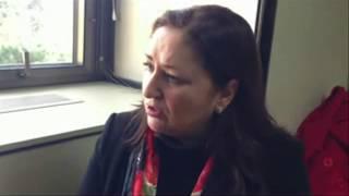 """Entrevista a Isabel Aranda. """"Emociones capacitantes""""."""