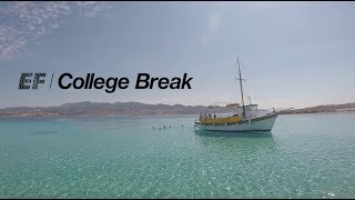 The Greek Islands: EF Ultimate Break